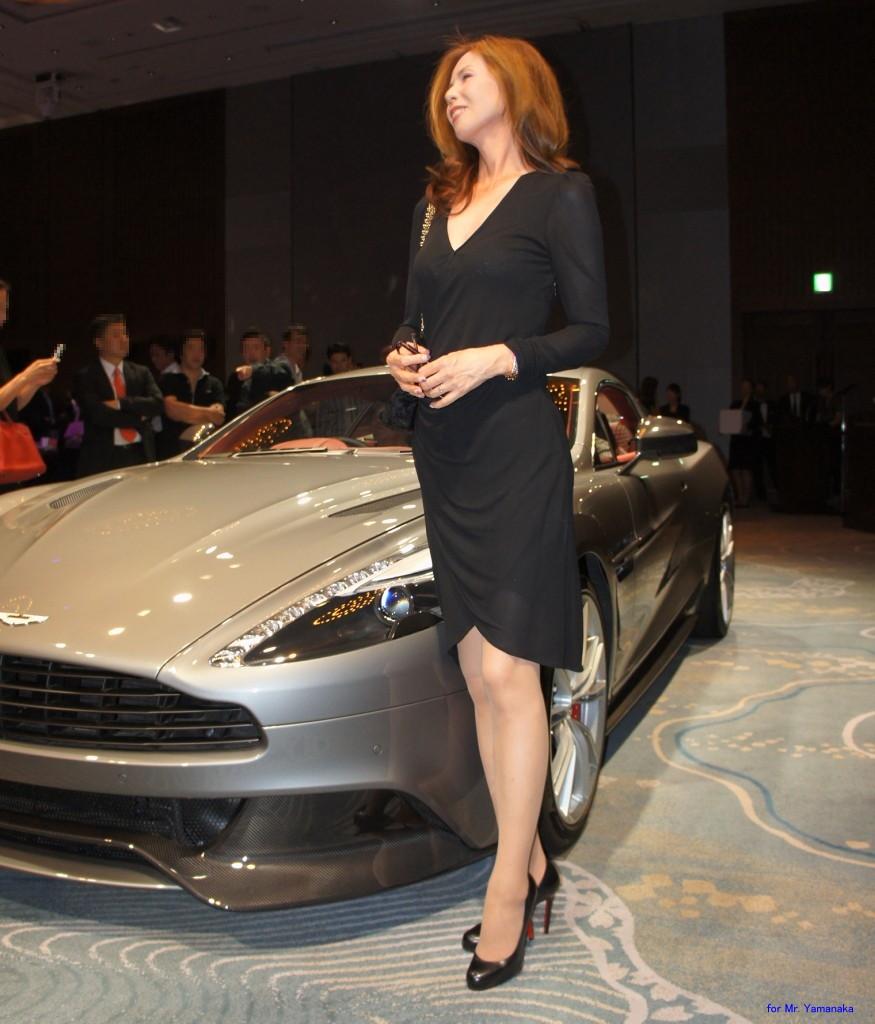 ASTON MARTIN Aston Martin Vanquish 発表会