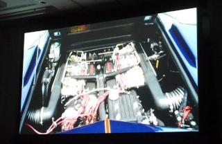 Lamborghini Wolf Countach フルレストア完成披露レセプション